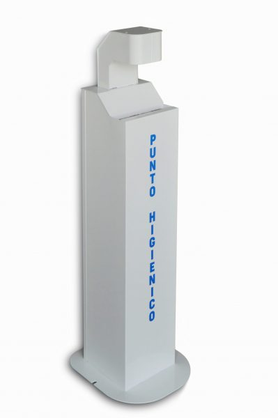 Dispensador de 5L automático blanco