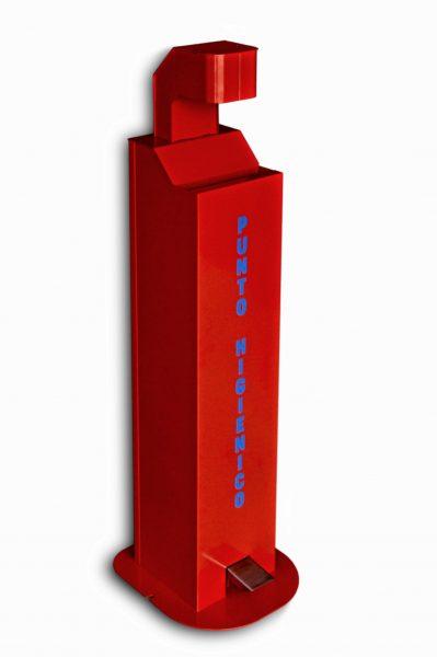 Dispensador de 5L automático rojo